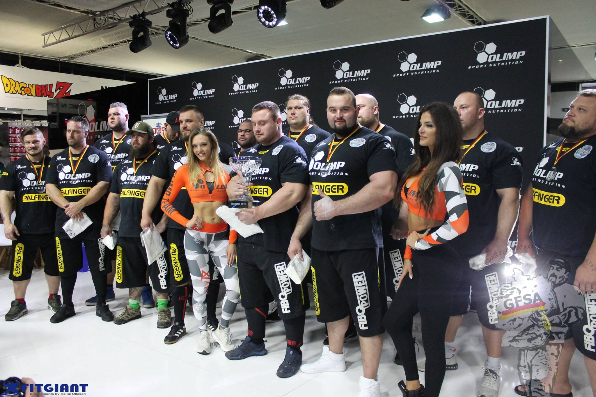 13  FIBO Strongman ClassX 2019 (Strongman Champions League